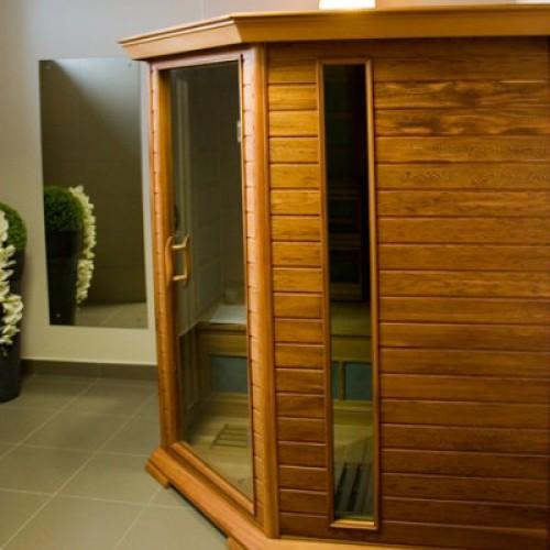 Sauna infrared dla słuchaczy Podhalańskiej Państwowej Wyższej Szkoły Zawodowej