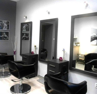Salon Fryzjerski AK.KK - Fotele fryzjerskie Sfera