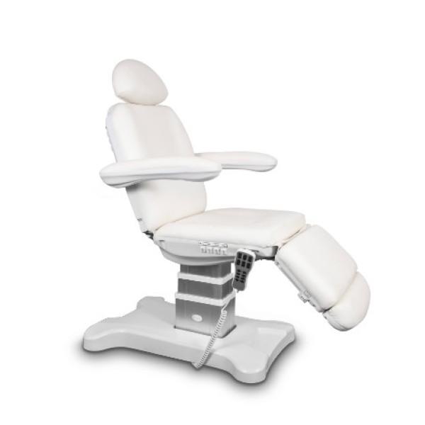 Fotel kosmetyczny UNICO biały