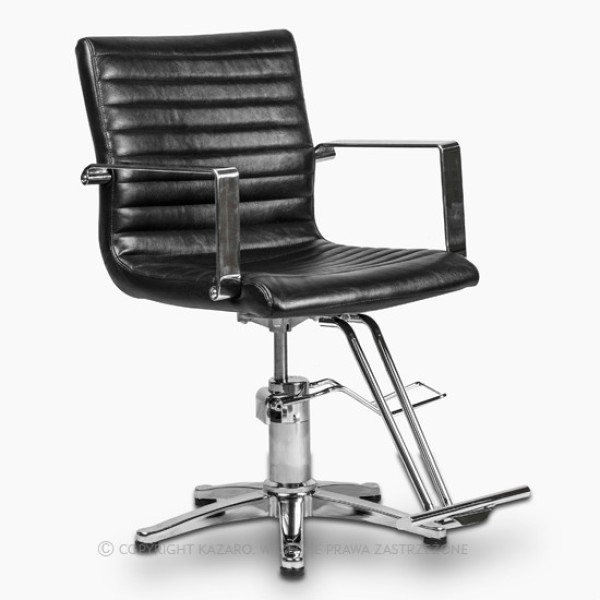 Fotel fryzjerski CONVES czarny